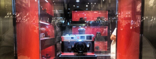 Leica is one of Best of Singapore.