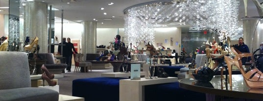 Saks Fifth Avenue is one of Stay Cool: NYC's Best Places for Air-Conditioning.