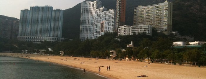 Repulse Bay Beach is one of 101个宿位,在香港见到你死之前 - 101 places in Hong Kong.