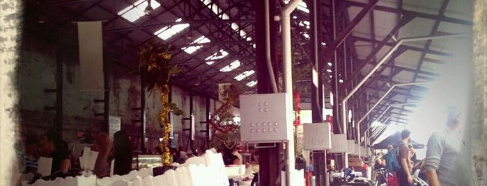 Eveleigh Artisan Markets is one of Sydney.