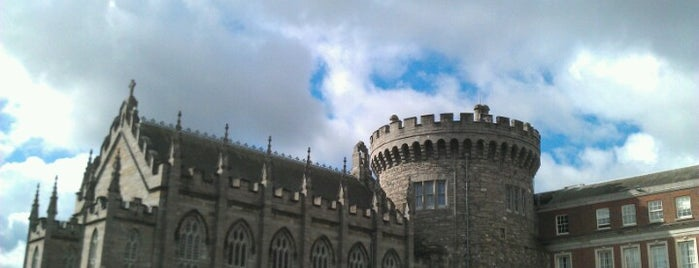 Dublin Castle is one of The Bucket List.
