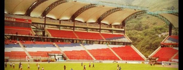 Estadio Olímpico Metropolitano de Mérida is one of Estadios Primera División de Venezuela.