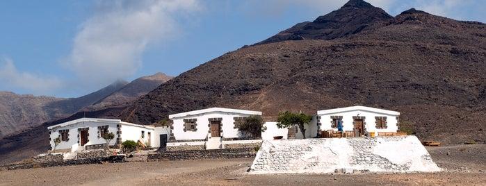 Cofete is one of Urlaub mit dem Mietwagen: Fuerteventura.