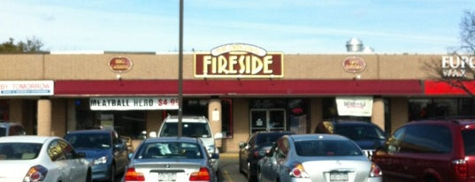 Fireside Deli & Caterers is one of places we like.