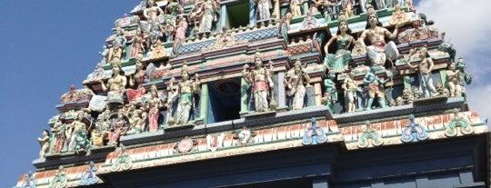 Sri Srinivasa Perumal Temple is one of Singapore.