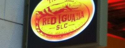 Taste of Red Iguana is one of SLC.