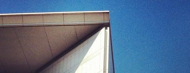 世界保健機関健康開発総合研究センター is one of 丹下健三の建築 / List of Kenzo Tange buildings.