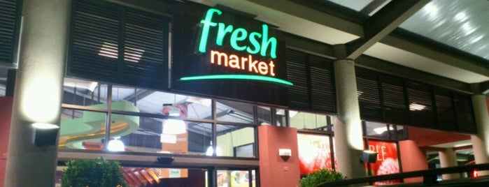 Fresh Market is one of Diegoさんのお気に入りスポット.