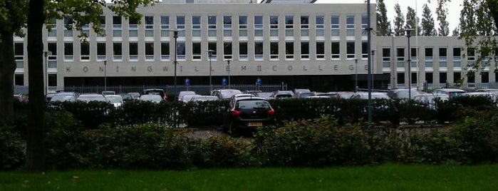Koning Willem II College is one of Lugares favoritos de Kees.