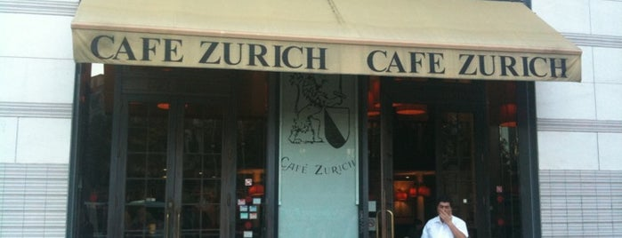 Cafè Zurich is one of Best in the World Edition part 4.