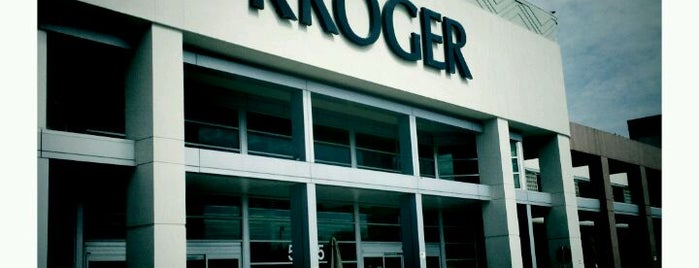 Kroger is one of Brian : понравившиеся места.