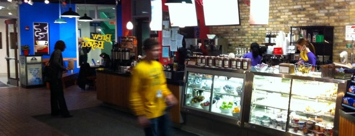 Brew Bayou Coffee Shop is one of Discover Milwaukee.