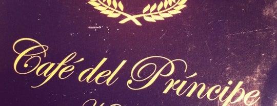 Café del Príncipe is one of Al rico cocidouuuuuuuu.