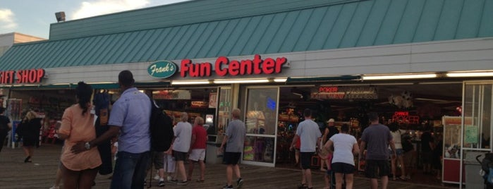 Frank's Fun Center is one of Freaker USA Stores New England.