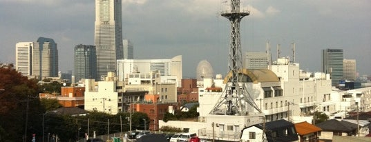 野毛山公園 展望台 is one of Posti che sono piaciuti a Hideo.