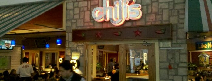 Chili's Grill & Bar is one of Posti che sono piaciuti a Jorge.