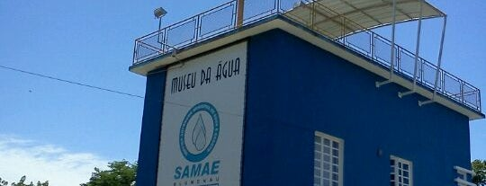 Museu da Água is one of Blumenau.