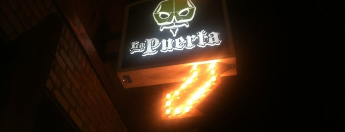 La Puerta is one of Favorite Haunts Insane Diego.
