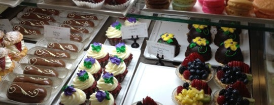 Toni Patisserie & Café is one of Chicago Loop Food Favorites.