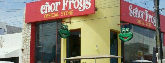 Señor Frog's is one of Locais curtidos por Arturo.
