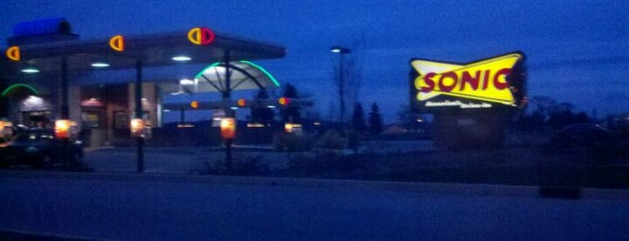 SONIC Drive In is one of restaurants.
