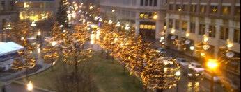 The Saint Paul Hotel is one of Charming Saint Paul #4sqCities.