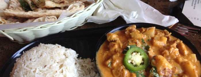 Tarka Indian Kitchen is one of Lugares favoritos de Jan.