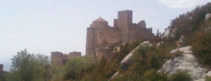 Castillos de Aragon