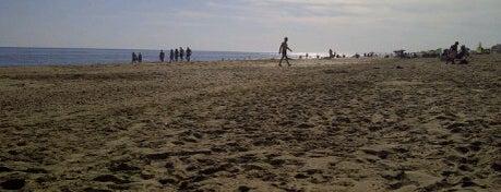 Playa de La Antilla is one of Fin de semana por La Antilla. Huelva.