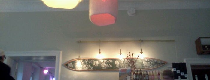 Fincan Kulturcafé is one of Locais curtidos por Benjamin.