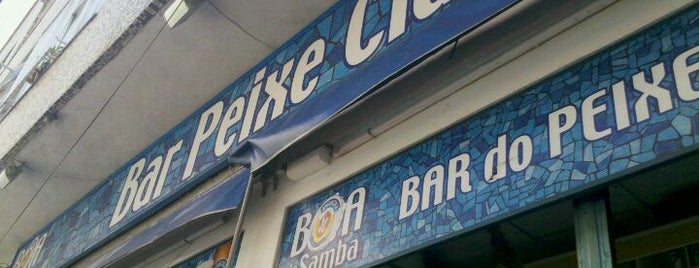 Bar do Peixe is one of Bruna 님이 저장한 장소.
