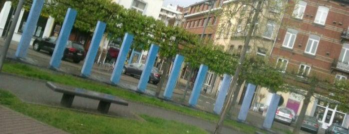 Place Saint-Pierre is one of Brüssel.