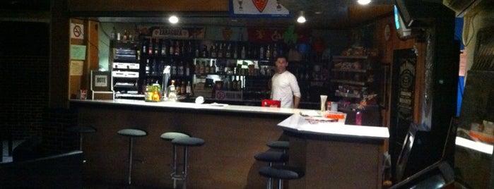 Trebol Bar is one of สถานที่ที่ cuadrodemando ถูกใจ.