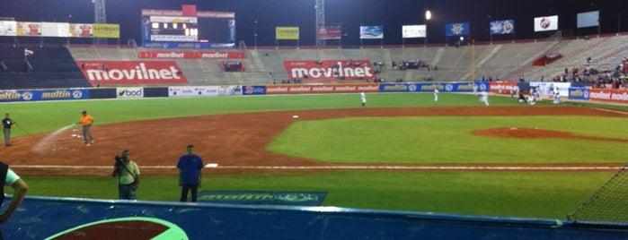 Estadio Luis Aparicio is one of Estadios Liga Venezolana de Béisbol Profesional.