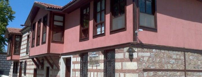 Taş Odalar Butik Hotel is one of edirne.