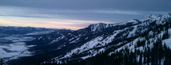Jackson Hole Mountain Resort is one of Come Back Later.