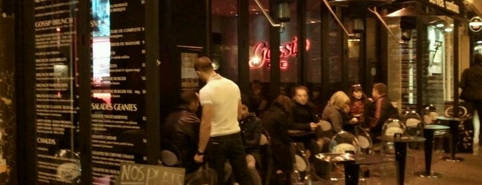 Gossip Café is one of Paris - Good spots.