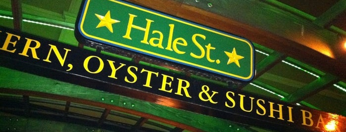 Hale St Tavern And Oyster Bar is one of Tempat yang Disimpan Jessica.