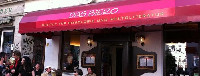 Das Biero is one of Orte, die ♠️Eda♠️ gefallen.