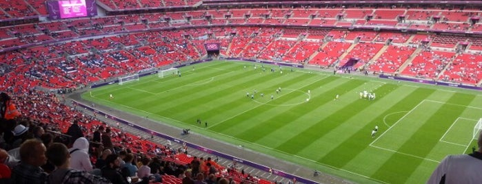 Wembley-Stadion is one of International Sports~Part 1....
