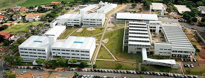 Pontifícia Universidade Católica de Campinas (PUC-Campinas) is one of Locais curtidos por Masse.