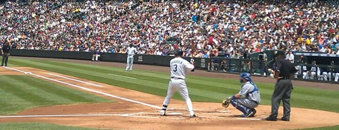 Coors Field is one of Big Matchs's Today!.