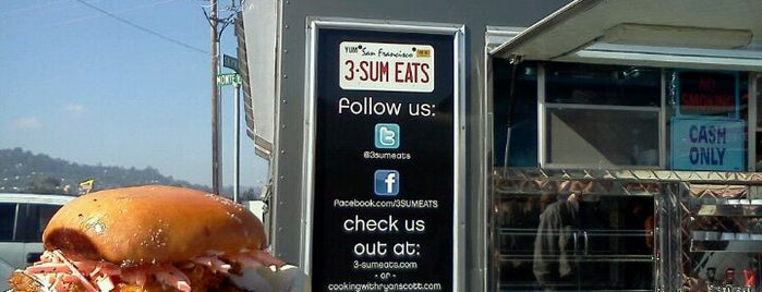 3-SUM Eats is one of San Francisco.