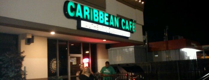 Caribbean Cafe is one of Lugares favoritos de Jim.