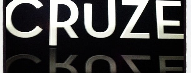 Cruze Bar is one of Before leaving pgh.