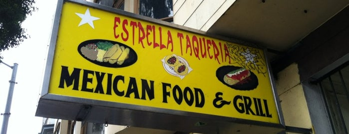 Estrella Taqueria is one of LevelUp merchants in San Francisco!.