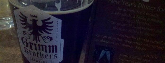 Backbone Gourmet Grub & Brewhouse is one of Loveland Locals Breweries & Distillers.