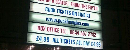 Peckhamplex is one of Antonellaさんのお気に入りスポット.
