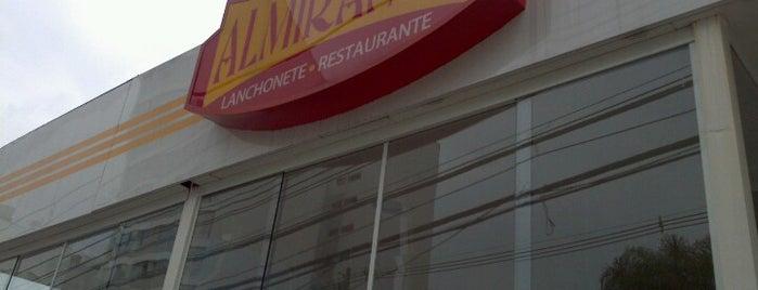 Almirante Lanchonete E Restaurante is one of Rodolfo : понравившиеся места.