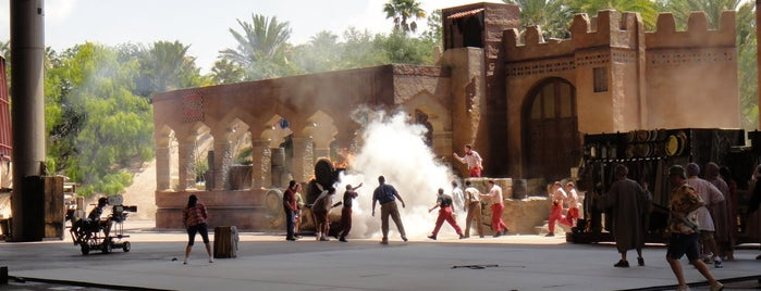Indiana Jones Epic Stunt Spectacular! is one of My vacation @ FL2.